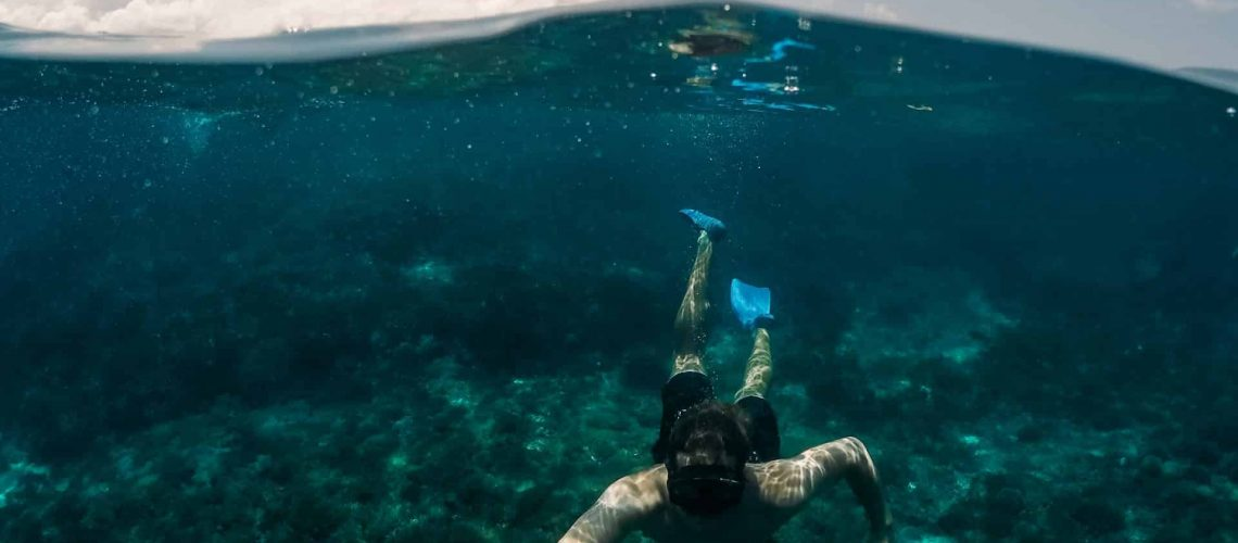 צלילה חופשית